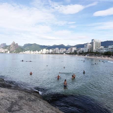 Orla da Zona Sul recebe festival de música Foto: Guilherme Pinto / Agência O Globo
