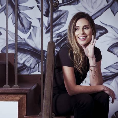 Anny Meisler, dona da loja LZ Studio Foto: Leo Martins/ O Globo