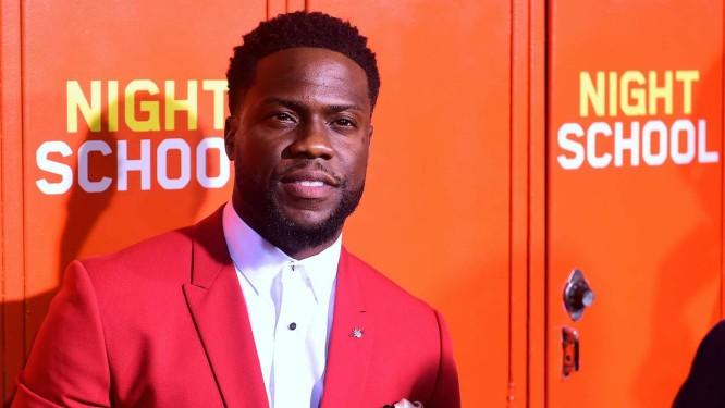 Hart se retirou da cerimônia do Oscar devido a comentários homofóbicos feitos no passado. Foto: FREDERIC J. BROWN / AFP