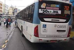 Bombeiros respondem a atropelamento em Madureira Foto: Reprodução/Redes sociais