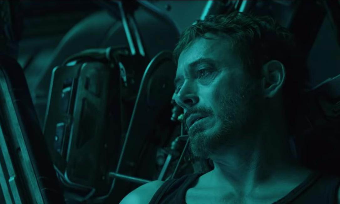 Vena de 'Vingadores: Ultimato' Foto: Reprodução