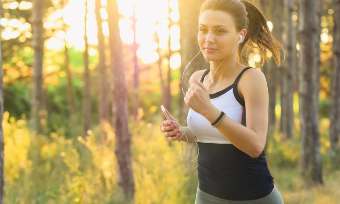 Aplicativos ajudam a administrar dieta e exercícios Foto: Pixabay
