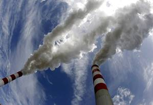Aumento da emissão de CO2 pode comprometer capacidades cognitivas Foto: Peter Andrews/Reuters