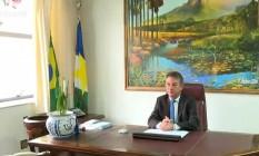 Antonio Denarium (PSL) é o interventor de Roraima Foto: Reprodução / GloboNews