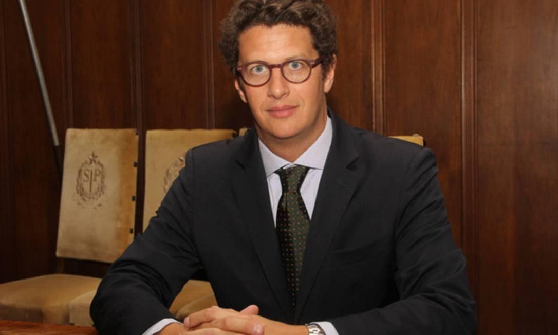 O futuro ministro Ricardo Salles afirmou que a decisão do país de não se candidatar à sede da próxima COP 'não faz diferença' Foto: Divulgação/Pedro Calado/Secretaria do Meio Ambiente