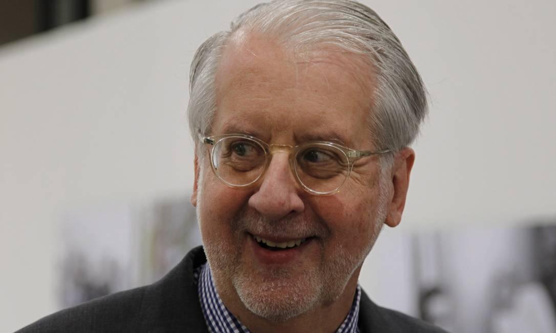 O ex-ministro dos Direitos HUmanos Paulo Sérgio Pinheiro, em 2013 Foto: Michel Filho / Agência O Globo