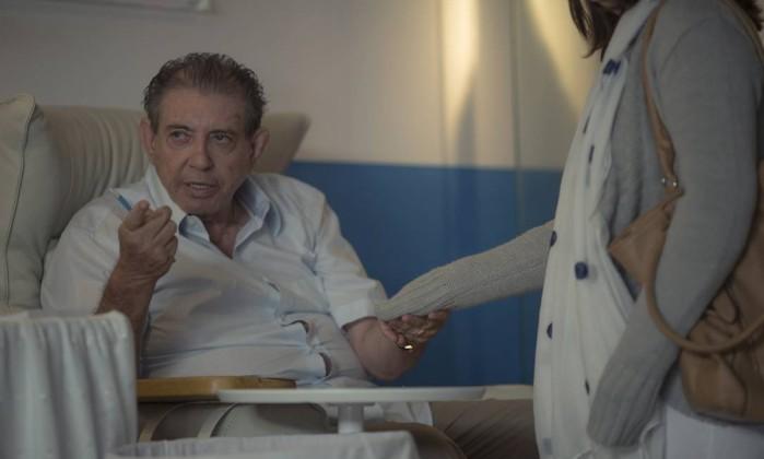 O médium João de Deus, acusado de abuso sexual Foto: Daniel Marenco / Agência O Globo