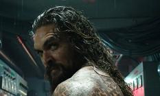 Jaon Momoa em 'Aquaman' Foto: Divulgação
