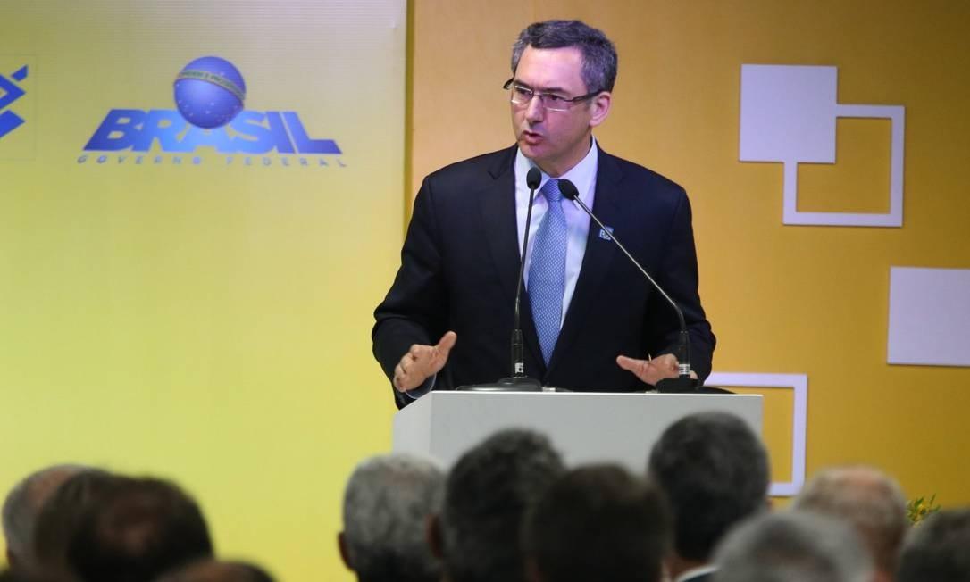 Eduardo Guardia, atual ministro da Fazenda do Brasil Foto: Givaldo Barbosa / Agência O Globo