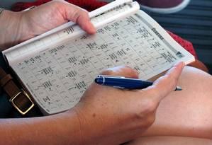 Exercícios para o cérebro como palavras cruzadas não previnem demência, afirmam cientistas Foto: Pixabay/Pixabay