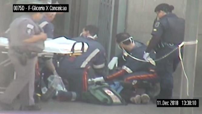 Resultado de imagem para Homem mata quatro e comete suicídio durante missa na Catedral de Campinas
