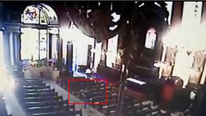 2d179da636 Vídeo  Imagens mostram atirador abrindo fogo na Catedral de Campinas ...