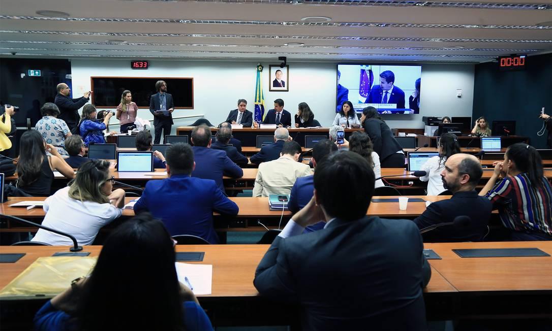 Fim do foro privilegiado é aprovado em comissão na Câmara Foto: Alex Ferreira / Câmara dos Deputados
