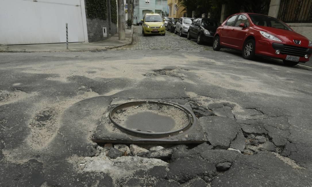 A falta de manutenção pode provocar problemas nos veículos Foto: Gabriel de Paiva / Agência O Globo