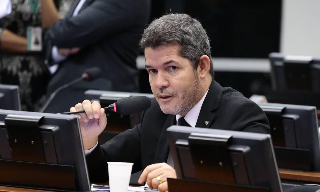 Delegado Waldir (PSL-GO) é o líder do PSL na Câmara Foto: Agência Câmara