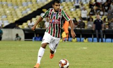 Sornoza: jogador do Fluminense está na mira do Corinthians Foto: Mailson Santana/Fluminense