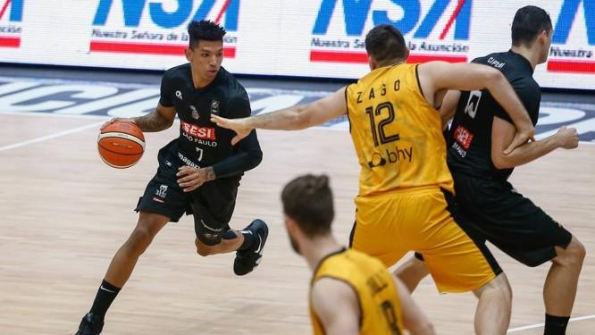 Franca pode conquistar Liga Sul-Americana de basquete nesta quinta ... b473301e79d9b