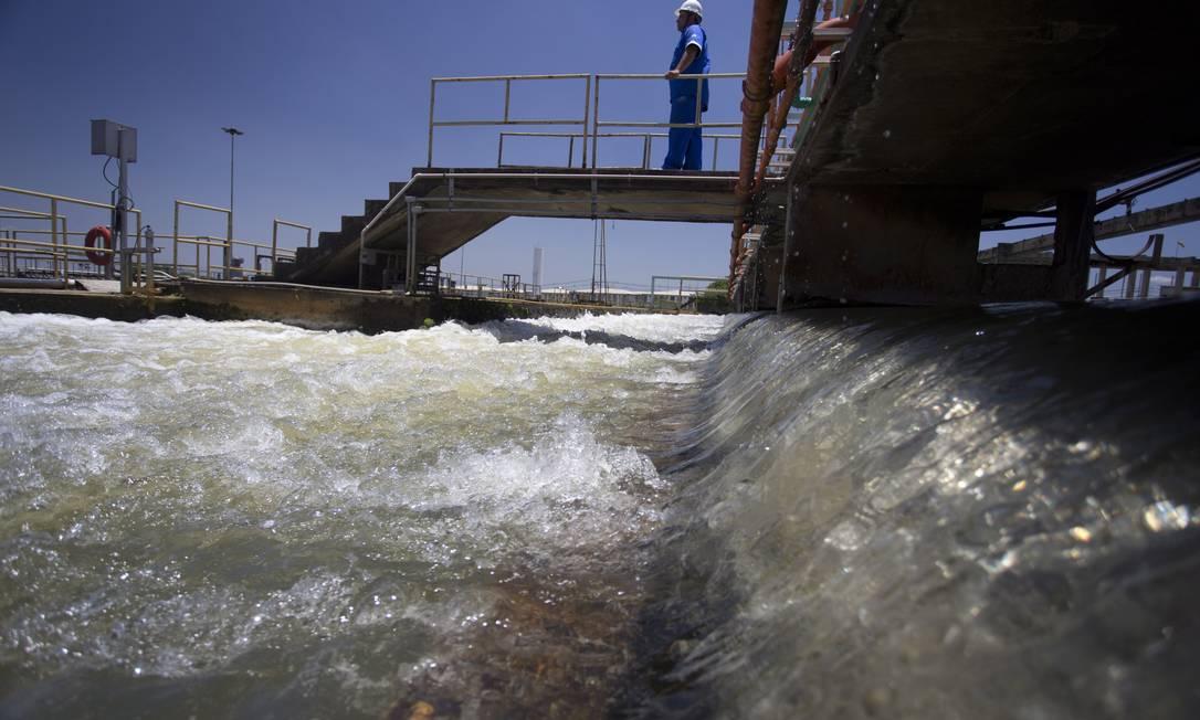 Rio pode economizar milhões em tratamento de água com restauração de florestas Foto: Márcia Foletto / Agência O Globo