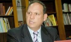 Miguel Angel Martin, presidente do Supremo venezuelano no exílio: contato com Bolsonaro Foto: Reprodução
