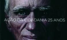 Ação da Cidadania Foto: Divulgação