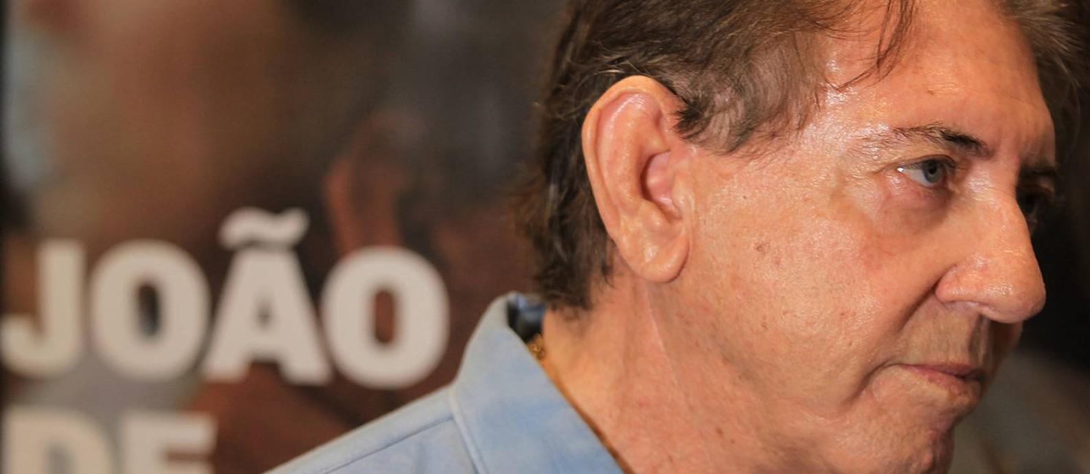 João de Deus, nascido João Teixeira de Faria, é o médium vivo mais famoso do Brasil Foto: Eleven / Agência O Globo
