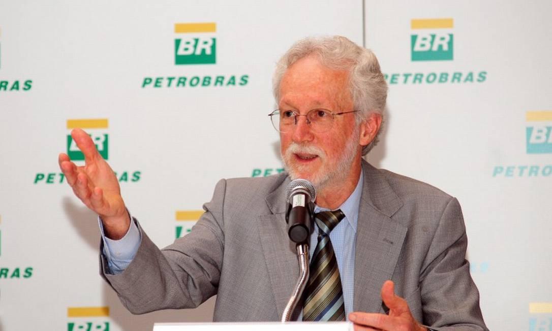 Almir Barbassa, ex-diretor relações com investidores da Petrobras, foi condenado pela CVM por omissão Foto: Arquivo