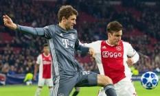 Müller se desculpa após entrada criminosa Foto: Reprodução/Instagram