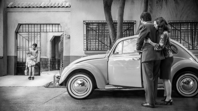 Cena do filme 'Roma', de Alfonso Cuáron Foto: Reprodução