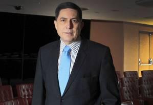 O presidente do conselho de administração do Bradesco, Luiz Carlos Trabuco Foto: Arquivo