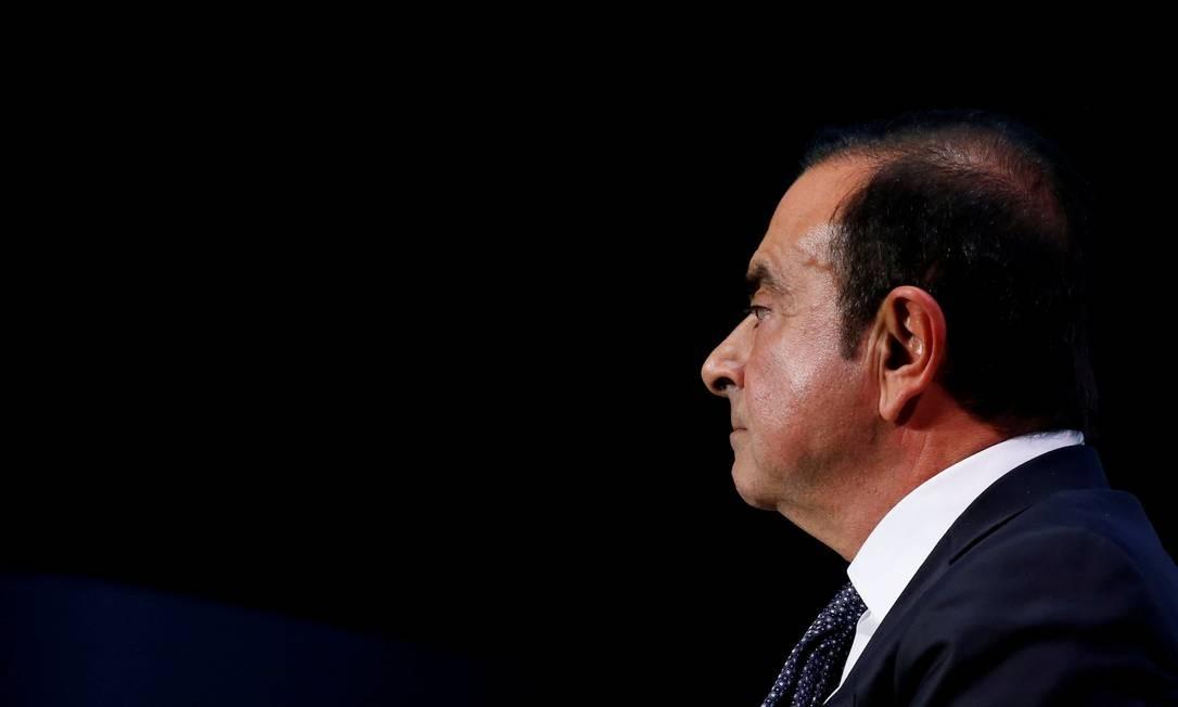 Carlos Ghosn Foto: Regis Duvignau/Reuters