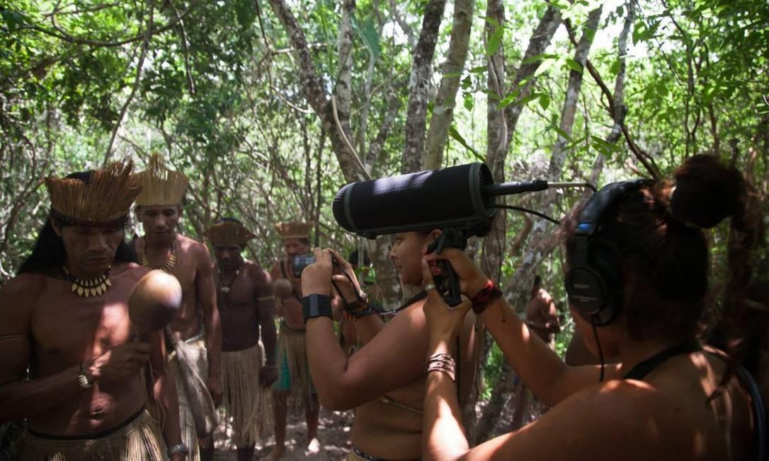 Cine Kurumin, festival de cinema indígena da Bahia, é um dos muitos projetos que recebem até R$ 100 mil Foto: Divulgação