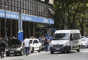 Fim da vistoria do Detran-RJ não vai reduzir taxas anuais Foto: Marcos Ramos / Agência O Globo