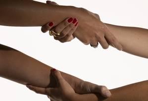 Aumento no número de relatos ajuda vítimas a terem coragem de denunciar Foto: Ana Branco / Agência O Globo