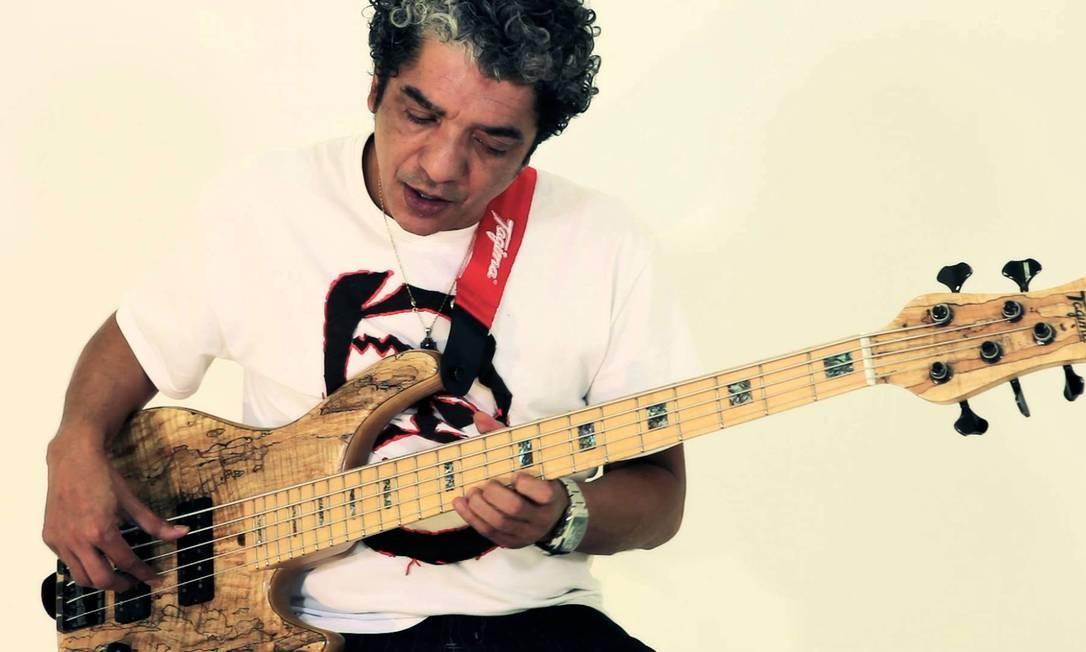 Arthur Maia: baixista acompanhou a nata da MPB, no palco e no estúdio Foto: Divulgação