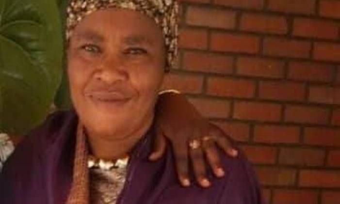 Saidati Mukakibibi, jornalista ruandesa que foi presa por suas críticas ao governo Foto: Reprodução
