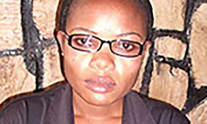 Agnes Uwimana Nkusi, jornalista de veículo independente ruandês Foto: Reprodução