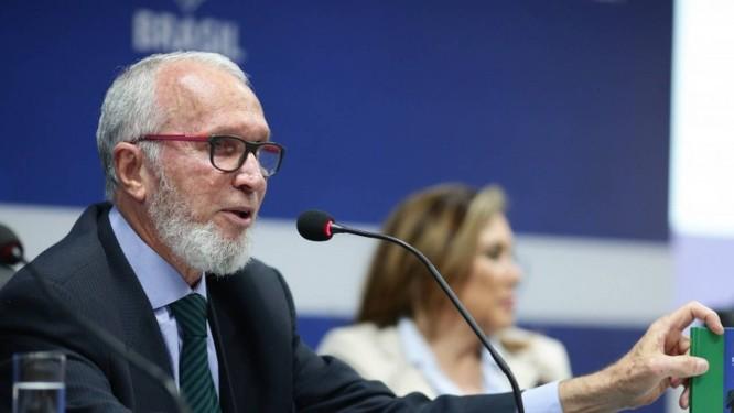 O presidente da Comissão de Ética da CBF, Carlos Renato de Azevedo Ferreira Foto: Divulgação/CBF