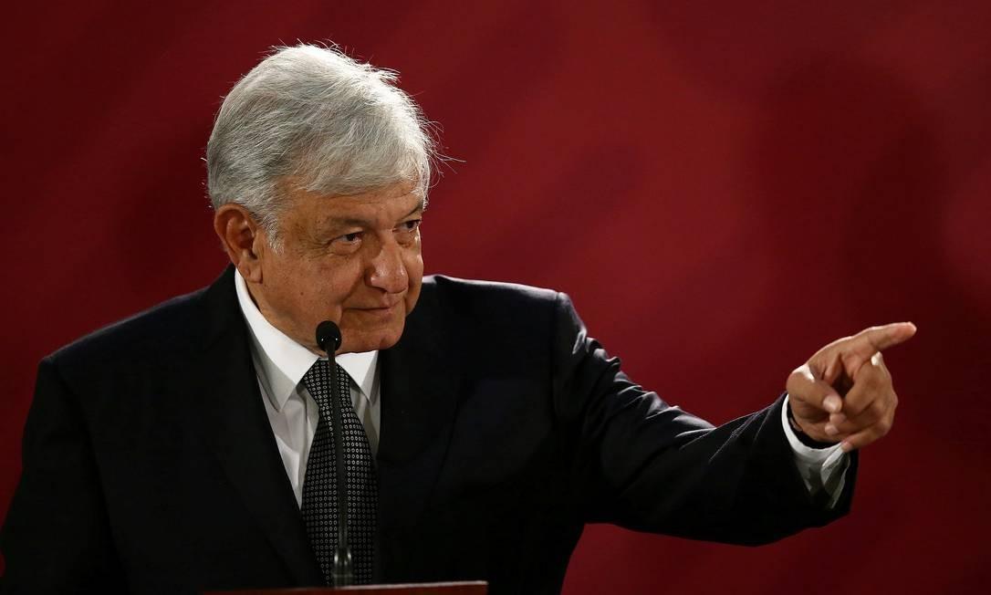 No México, Obrador define políticas inversas às de Bolsonaro