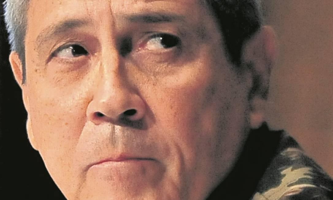 Braga Netto, que volta para Brasília em março, não concorda com o fim da Secretaria de Segurança anunciado por Witzel Foto: Agência O Globo