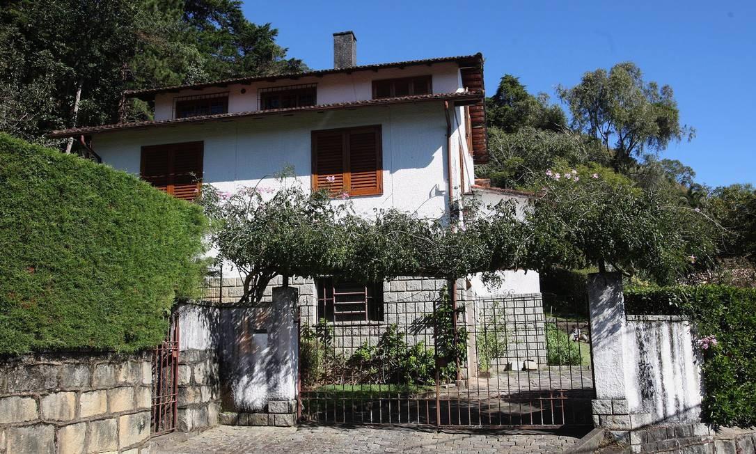 Preservação. A Casa da Morte, que será transformada em memorial Foto: Márcio Alves/27-06-2012