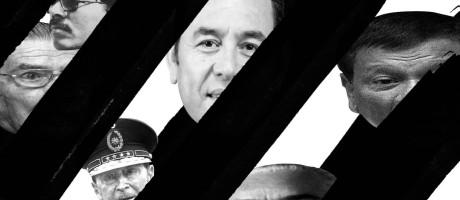Seis presidentes latino-americanos acusados de abusos sexuais (e um filipino) Foto: Agência O Globo