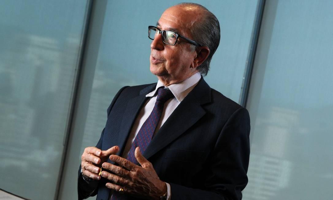 Marcos Cintra, futuro secretário da Receita Federal Foto: Leo Pinheiro / Agência O Globo