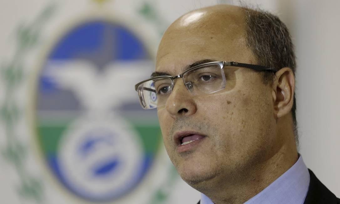 Governador eleito recua e cria secretaria temporária de Segurança Pública Foto: Marcelo Theobald / Agência O Globo