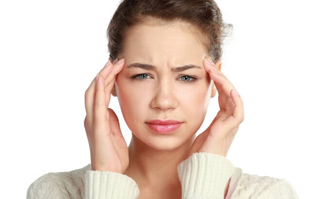 Mais de 95% das pessoas enfrentarão dores de cabeça Foto: Reprodução