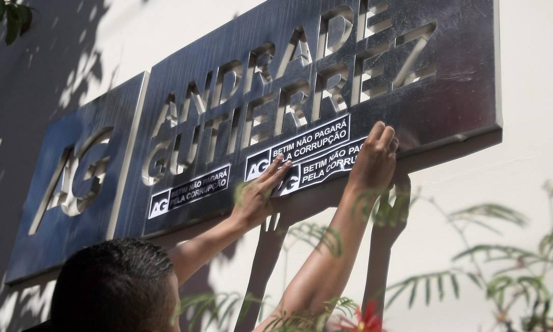 Andrade Gutierrez negocia venda de suas ações na CCR por R$ 4,6 bilhões