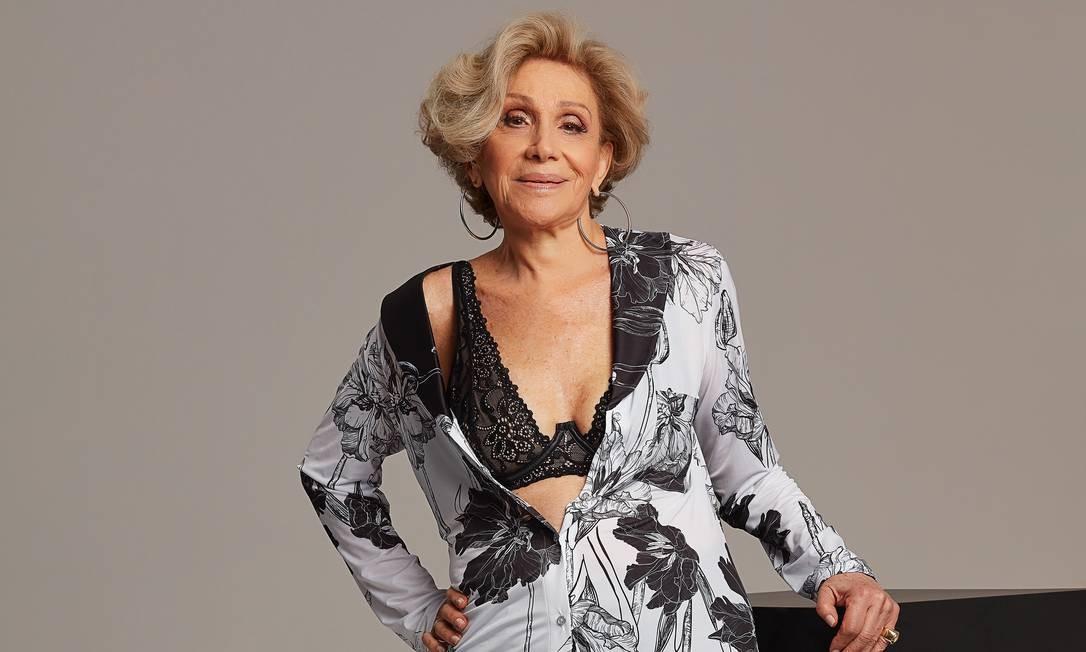 8143eea440b10f Estilista vai lançar linha de lingerie para mulheres com mais de 60 ...
