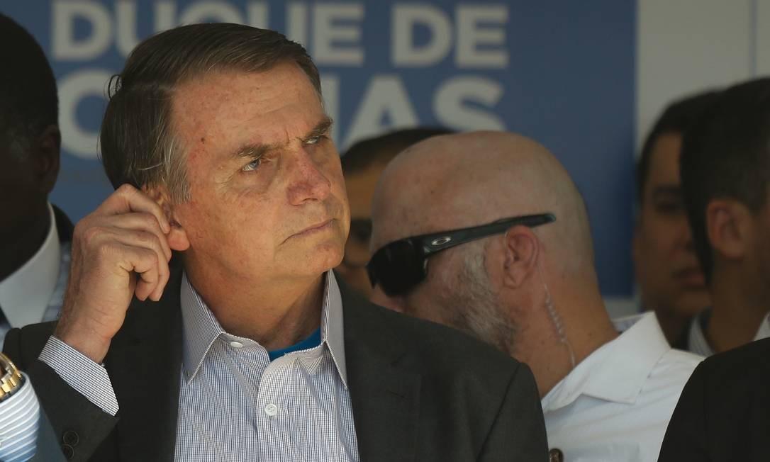 O presidente eleito, Jair Bolsonaro 17/12/2018 Foto: Pablo Jacob / Agência O Globo