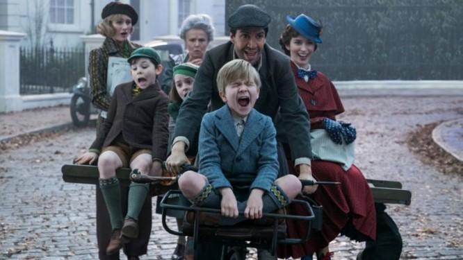 Emily Blunt é Mary Poppins Foto: Divulgação/Jay Maidment / Jay Maidment