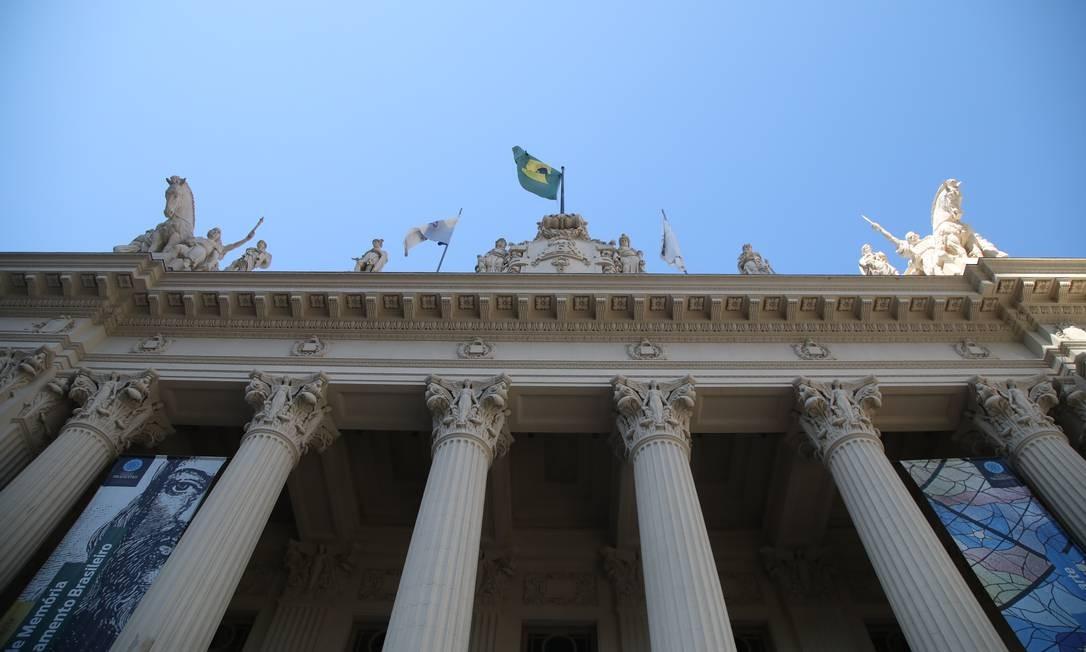 Legislativo terá acirrada eleição para a presidência Foto: Bárbara Lopes / Agência O Globo