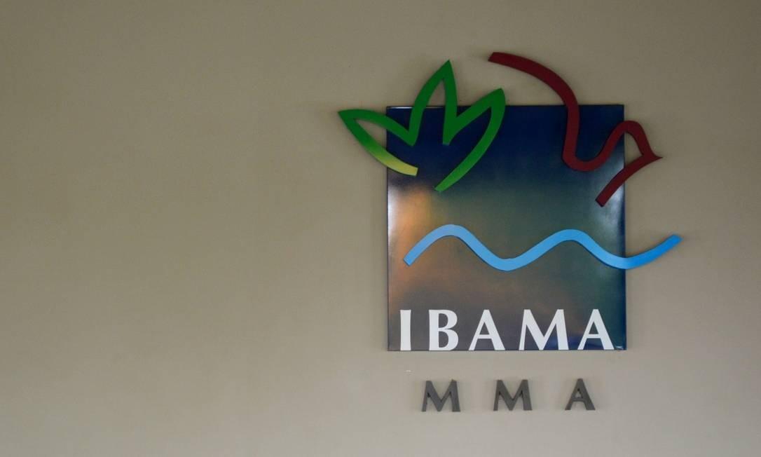Defesa Civil interditou a sede do Ibama em Angra dos Reis (RJ) Foto: Fernanda Sakamoto/Ibama / Divulgação